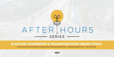 Plan for Tomorrow's Transportation Today tickets