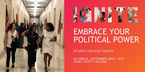 Embrace Your Political Power Atlanta