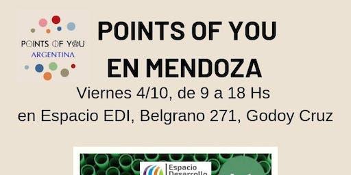 Points Of You en Mendoza