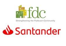 Flatbush Development Corporation & Santander Bank, N.A. logo