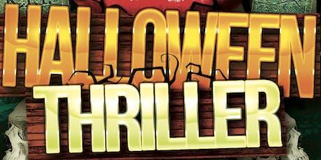 CALGARY HALLOWEEN THRILLER 2019 @ MUSIC NIGHTCLUB | OFFICIAL MEGA PARTY! tickets