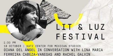 Lit & Luz Author Diana del Ángel in Conversation tickets