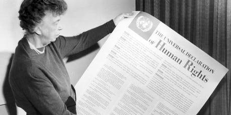 The Importance of Eleanor Roosevelt to the Universal Declaration of Human Rights: Critical Reflections  tickets