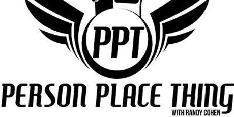Women Scientists - Person Place Thing Podcast Recording Series tickets