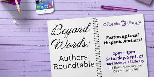 Beyond Words Authors Roundtable