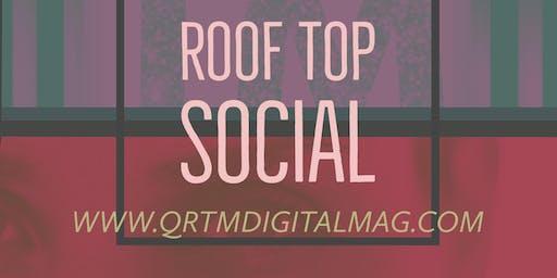 Queens Manifest 2020 Rooftop Social