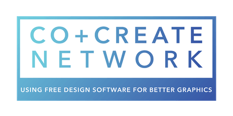 Co+Create Network: Using Free Design Software for Better Graphics tickets