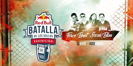 Red Bull Batalla de Gallos Exhibición | A Coruña