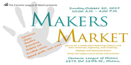 Fall Makers Market tickets