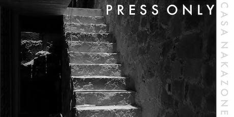 Prensa - Casa Nakasone entradas