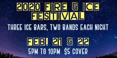 Fire & Ice Festival tickets