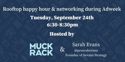Unofficial Adweek Happy Hour at Muck **** HQ