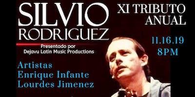 XI Homenaje Anual a Silvio Rodríguez y a la Nueva Canción Latinoamericana