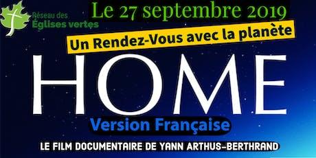 Le 27 septembre 2019 : Un Rendez-Vous avec la Planète : HOME(Fr) tickets