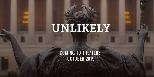Excelsior College Free Film Screening of documentary, Unlikely