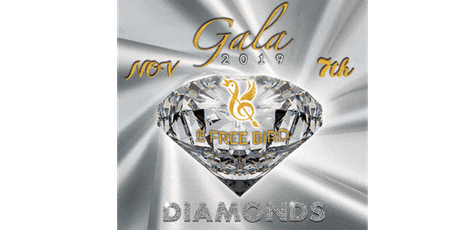 "A Free Bird Gala 2019 Diamonds ""Lesedi la rona"" tickets"