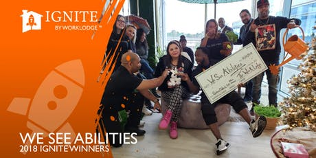 IGNITE by WorkLodge - Non Profit Office Giveaway (Dallas) tickets