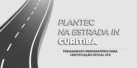 3CX – PLANTEC NA ESTRADA IN CURITIBA - MÓDULO INTERMEDIÁRIO ingressos