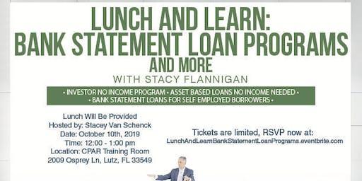 Lunch and Learn- Angel Oak Programs!