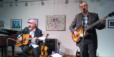 Chip Mergott, Alan LeBoeuf & John Korba Rock the WatchungArtsCenter Again!