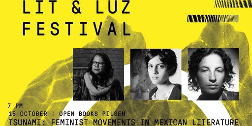 Lit & Luz Tsunami: Feminists Movements in Mexican Literature