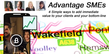 Advantage SMEs - 4 Simple Ways to add immediate value tickets