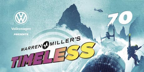 "Volkswagen Presents  Warren Miller's ""TIMELESS"" tickets"