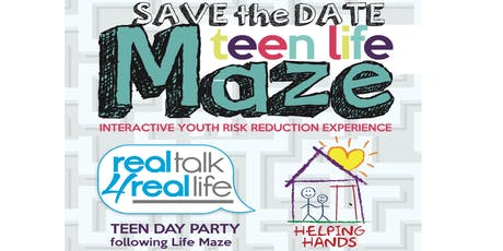 Annual Teen Maze tickets