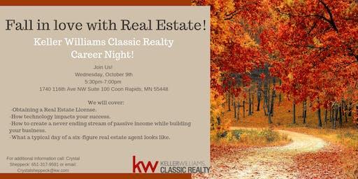 Keller Williams Classic Realty Career Night!