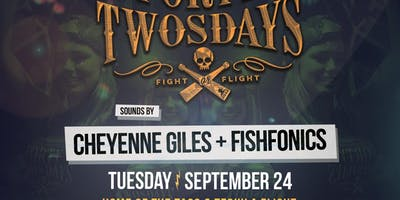 Forty-Twosdays with Cheyenne Giles and Fishfonics at El Chingon Free Guestlist - 9/24/2019