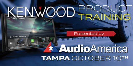 Kenwood Mobile Entertainment Product Training presented by Audio America