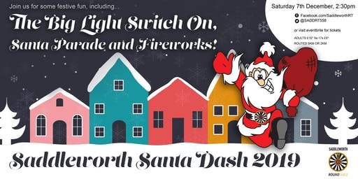 Saddleworth Santa Dash 2019