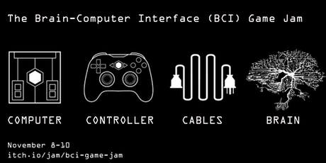 BCI Game Jam - Calgary Site tickets
