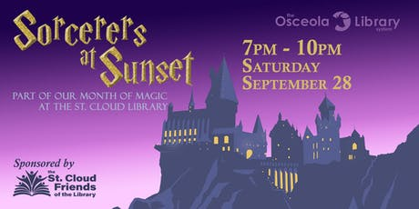 Sorcerers at Sunset tickets