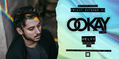 OOKAY (DJ SET) at MEZZANINE tickets