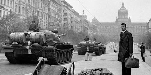 Film Screening & Book: The Soviet Invasion of Czechoslovakia in 1968: The Russian Perspective + Q&A