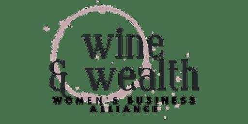 Wine & Wealth  for Women