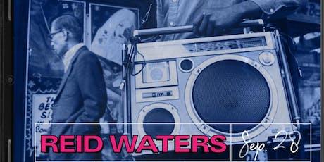 Reid Waters + Disco Neil & Skitty at Basement Free Guestlist - 9/28/2019 tickets