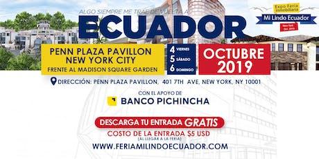 Mi Lindo Ecuador tickets