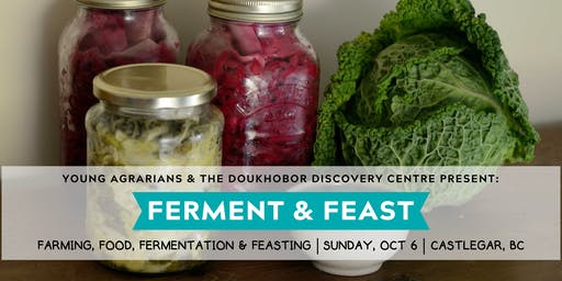Ferment and Feast