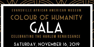 2019 Colour of Humanity Gala