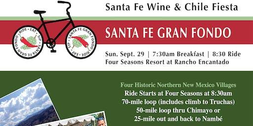 Santa Fe Wine & Chile Gran Fondo 2019