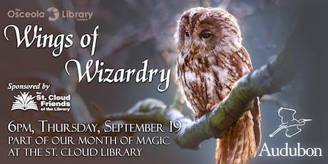 Wings of Wizardry tickets