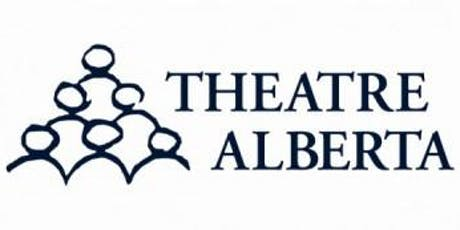 Theatre Alberta Stage Management Workshop with Tuled Giovanazzi tickets