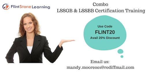 Combo LSSGB & LSSBB Classroom Training in Medicine Hat, AB