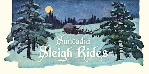 Suncadia Sleigh Rides