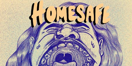 Homesafe, Kayak Jones, Young Culture, Keep Flying tickets