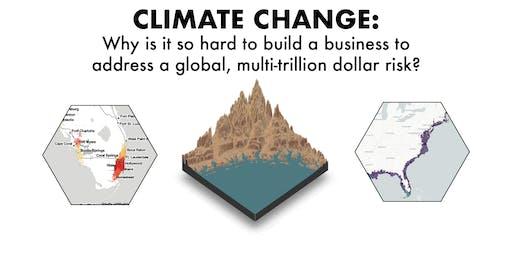 Dr. Evan Kodra Presents on Climate Change Forecasting for Decision Making