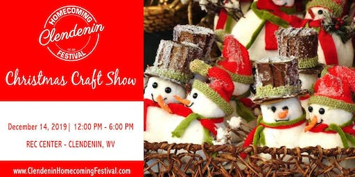 2019 Clendenin Christmas Craft Show