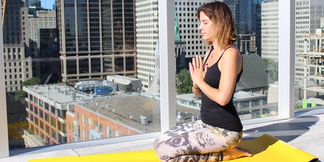 Yoga avec vue | Yoga with a view tickets